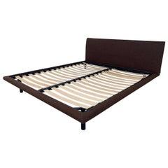 Ledletto Queen Bed Designedby Cini Boeri for Artflex