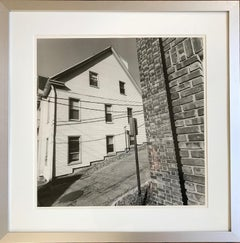 Tarrytown, Silver Gelatin Photograph by Lee Friedlander