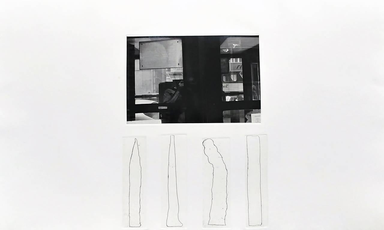 Untitled (Reflection with Vehicles)