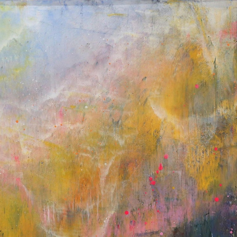 Lee Herring is a contemporary painter specializing in vibrant, textured, and abstract landscapes that convey fleeting moments; country strolls, textiles, posters, transportation, and other quotidian objects and locations rendered fantastic by the