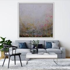 Layered Light, Lee Herring, Landscape Art, Original Floral Art, Contemporary Art