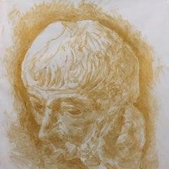Head of a Centaur, Olympia Series, 460BC, #124
