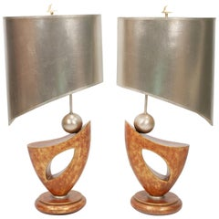 Leeazanne Table Lamps Regency, 1980s