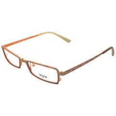 Legre Japan ultra slim vintage eyeglasses