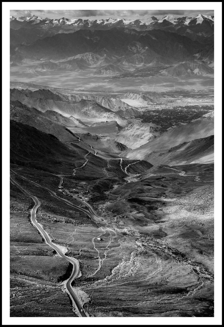 "Paper ""Leh"" Photography by Brazilian Photographer Chico Kfouri For Sale"