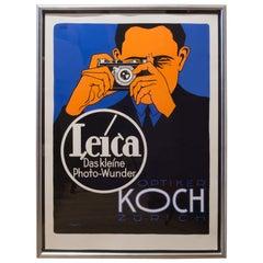"""""""Leica Das kleine Photo-Wunder Koch, by Hubert Sagat"""" Limited Edition"""