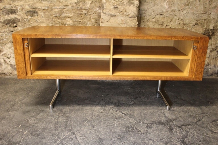 Leif Jacobsen Executive Credenza or Sideboard For Sale 3