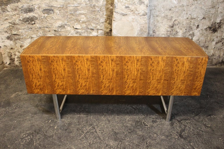 Leif Jacobsen Executive Credenza or Sideboard For Sale 5