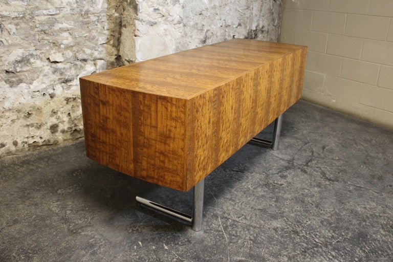 Leif Jacobsen Executive Credenza or Sideboard For Sale 6