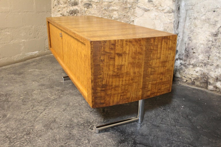 Canadian Leif Jacobsen Executive Credenza or Sideboard For Sale