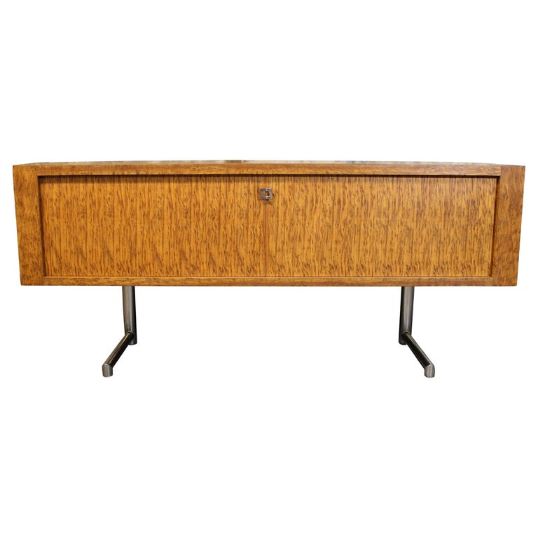 Leif Jacobsen Executive Credenza or Sideboard For Sale