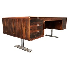 Leif Jacobsen Rosewood Executive Desk