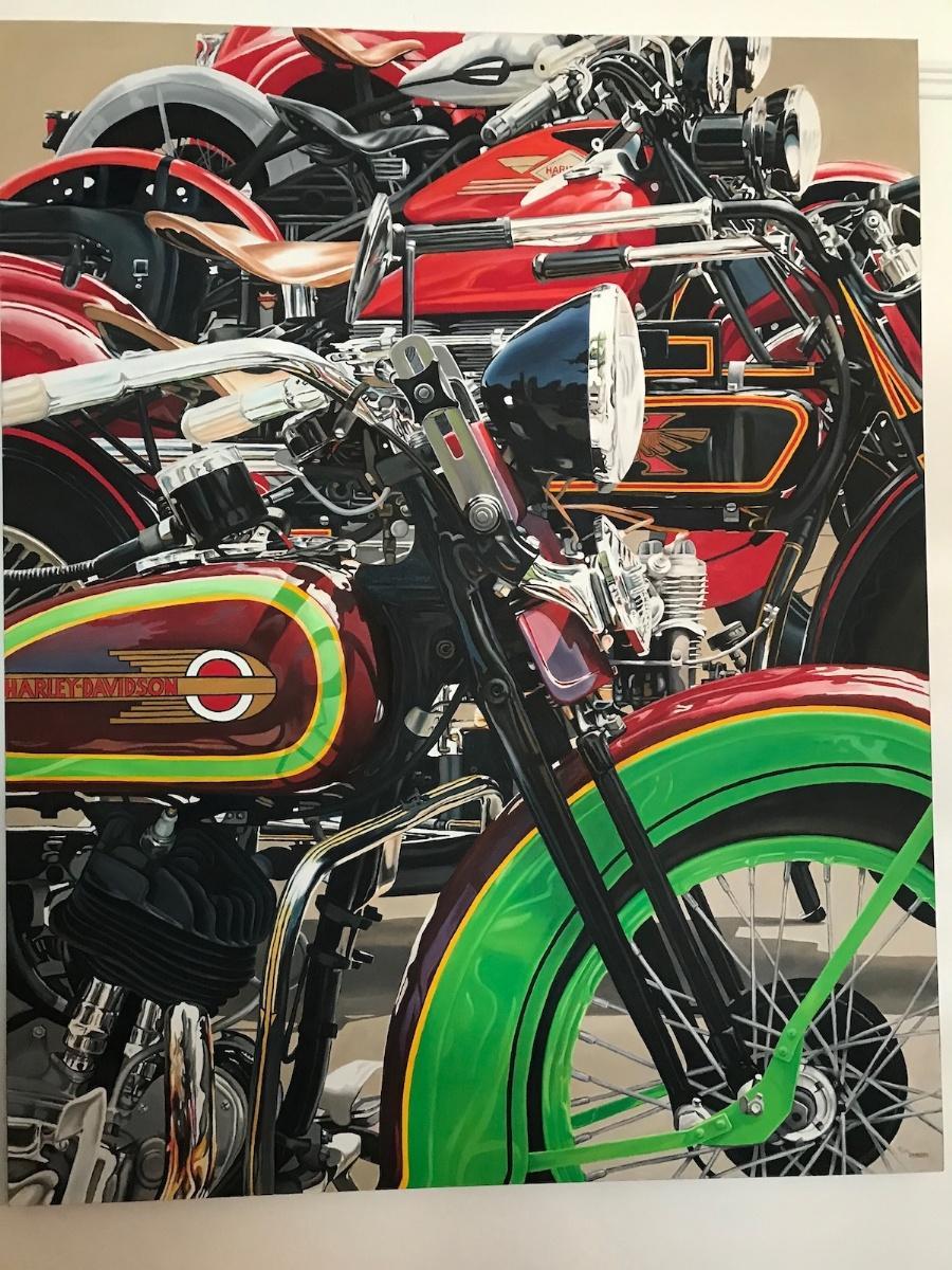The Vintage Harley Davidson Americans