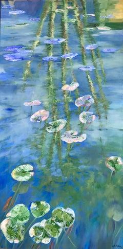 The Waterlilies Left