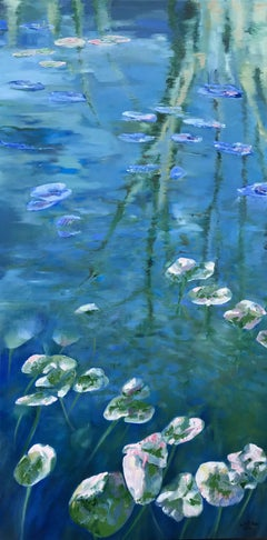 The Waterlilies Right