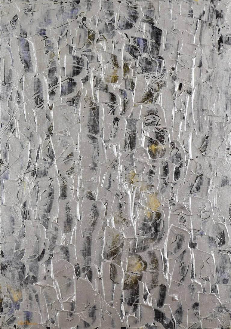 And Lia by LÉLIA PISSARRO - Contemporary Art, Abstract, Painting, Acrylic For Sale 1