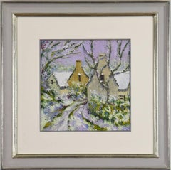 Clécy Purple Snow