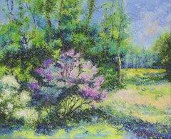 Landscape painting by Lélia Pissarro