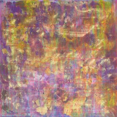 Roger Howard at Ladywood by Lélia Pissarro -Contemporary abstract painting, 2021
