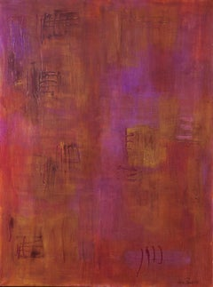 Transparency of Mental Content by Lélia Pissarro - Contemporary Abstract