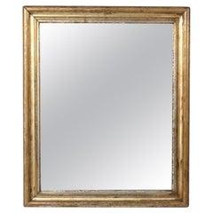 """Lemon"" Gilt Mirror"