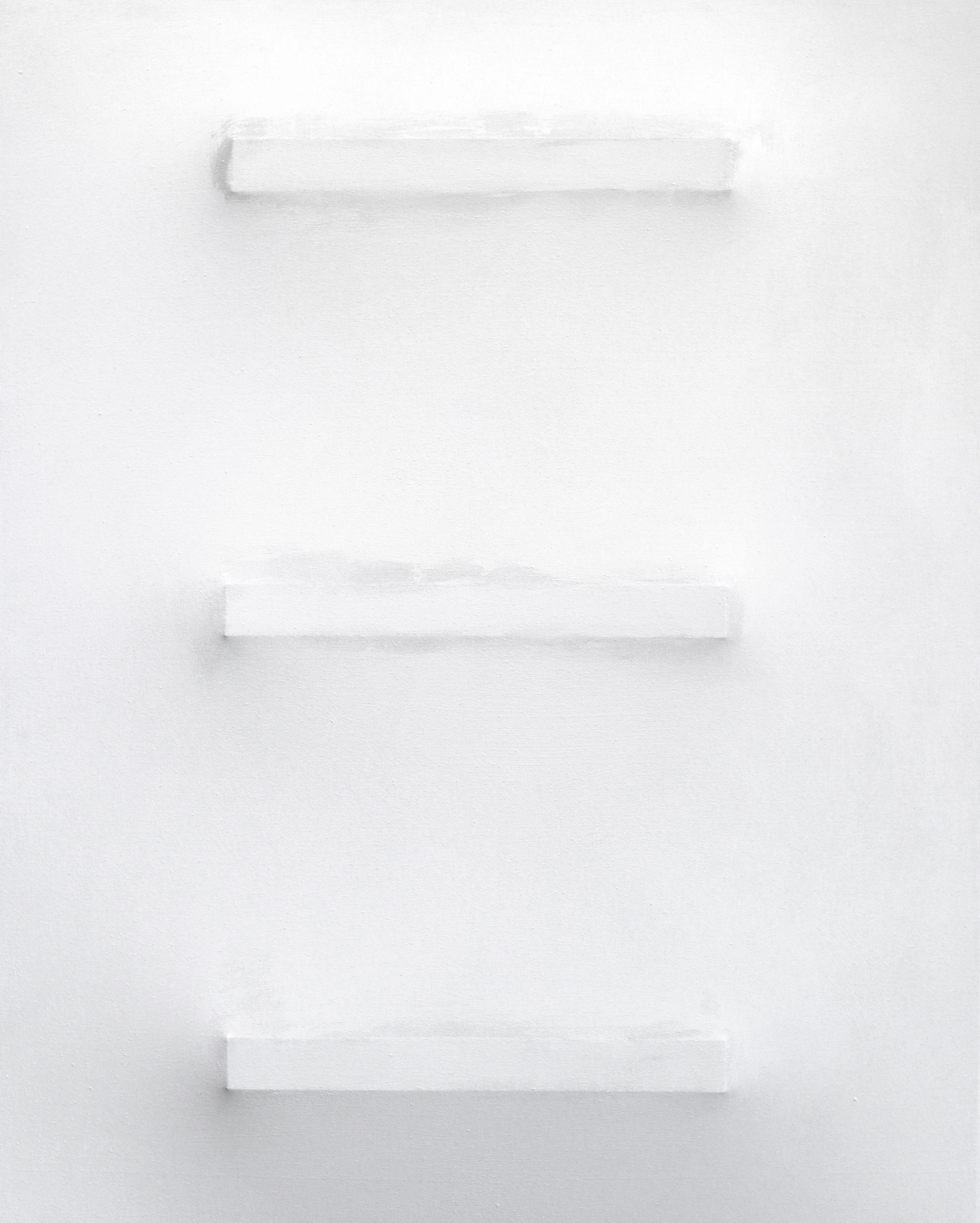 Blocks 1 - Large Minimalist Dimensional Artwork on Canvas