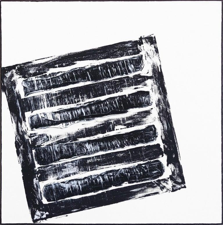 Len Klikunas Abstract Painting - Painting ##