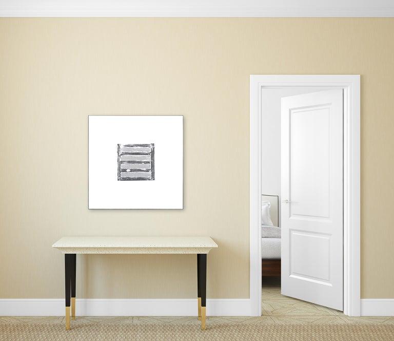 Painting+++ - Minimalist Mixed Media Art by Len Klikunas