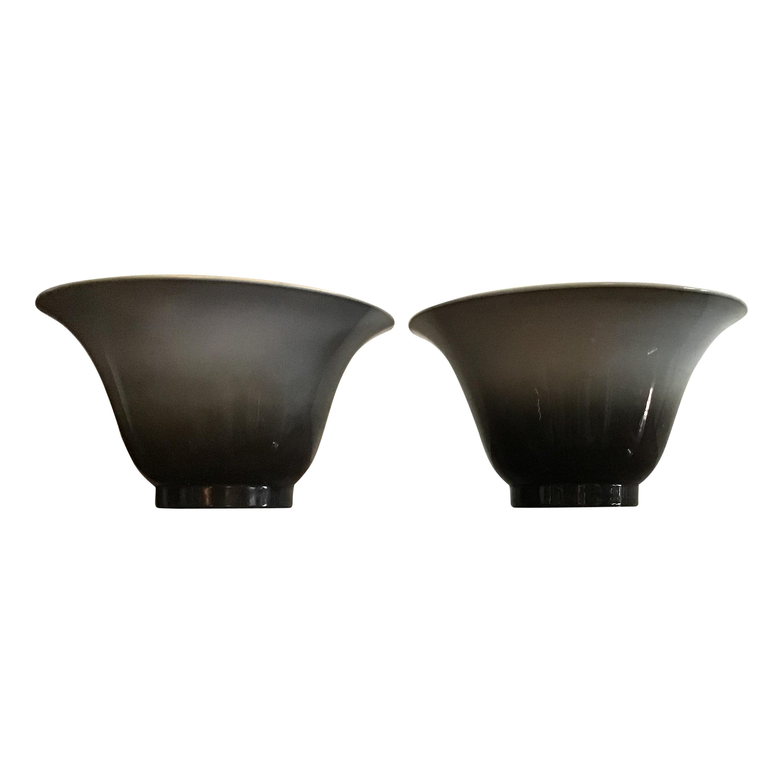 Lenci Vase Holder Centerpiece Ceramic, 1931-1932, Italy