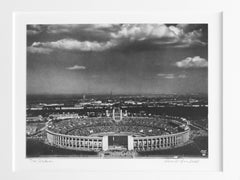 Dar Stadion, 1936 (Stadium), Silver Gelatin Print