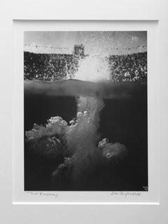 Der Einsprung, 1936 (The Entry), Silver Gelatin Print