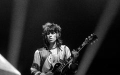 Keith Richards photograph, Detroit 1972 (Rolling Stones)