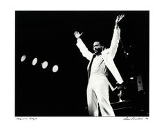 Marvin Gaye photograph, Detroit, 1976 (Motown)