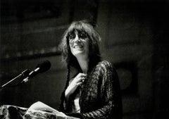 Patti Smith photograph by Leni Sinclair, Detroit 1995