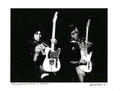 PRINCE Photograph Detroit 1980 (Dez Dickerson)