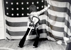 Wayne Kramer MC5 photograph, Detroit, 1969