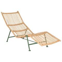 Lensvelt Cane Divan Lounge Chair
