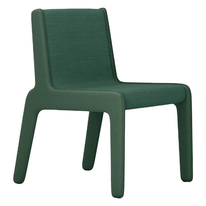 Lento Chair Jade Green by Frank Chou