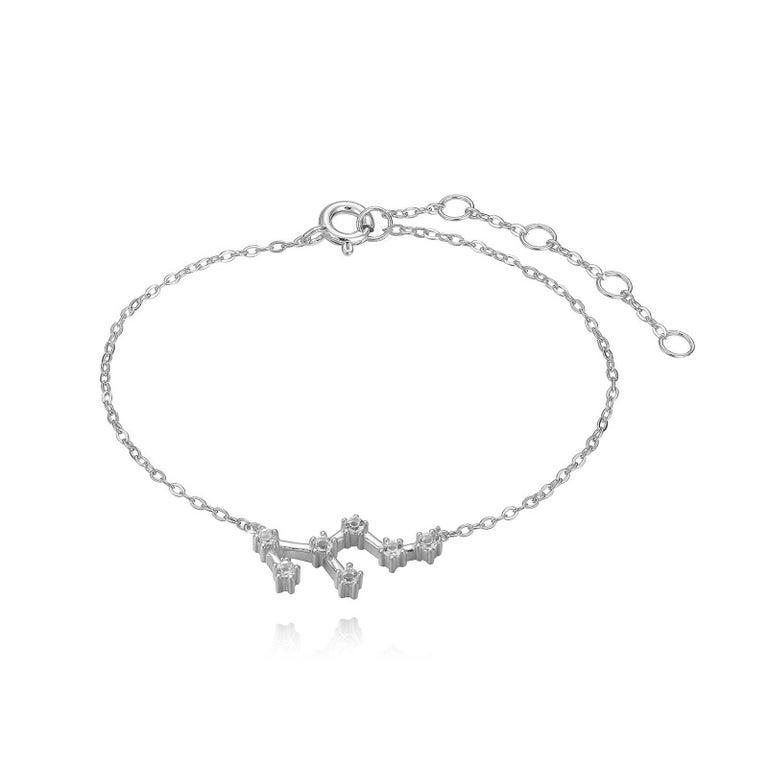 Modern Leo Constellation Bracelet For Sale
