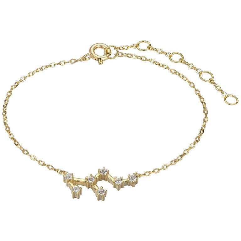Leo Constellation Bracelet For Sale