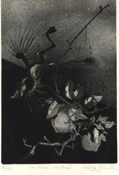 One Lemon, Two Lemons - Original Etching by Leo Guida - 1975