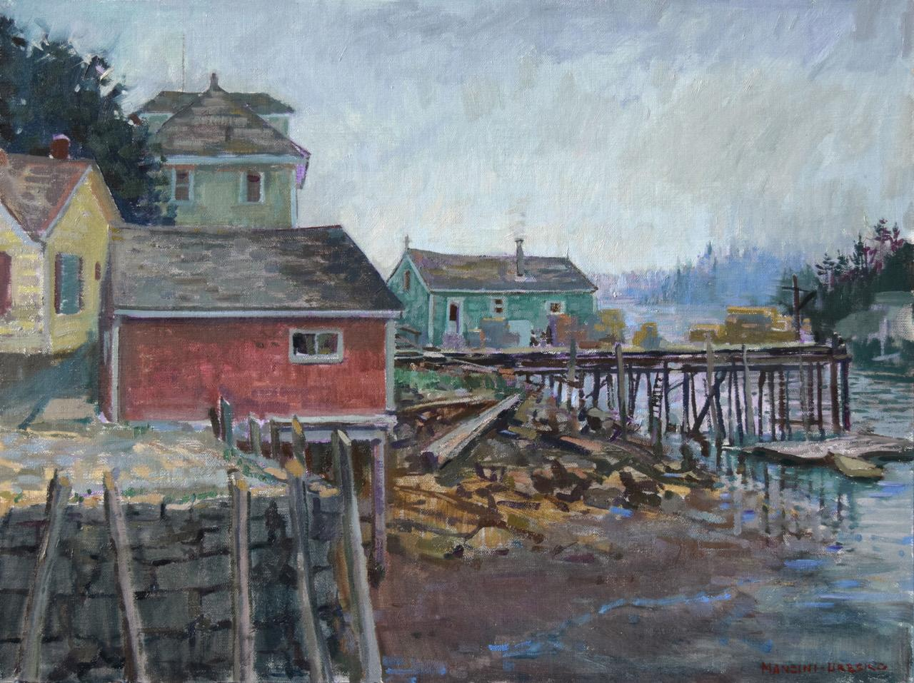 Andy's Wharf, Stonington