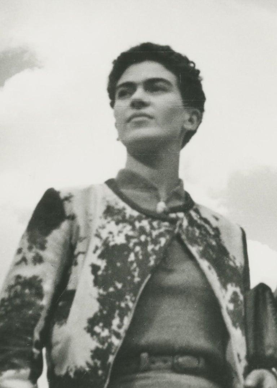 Frida and Diego, Mexico - Photograph by Leo Matiz
