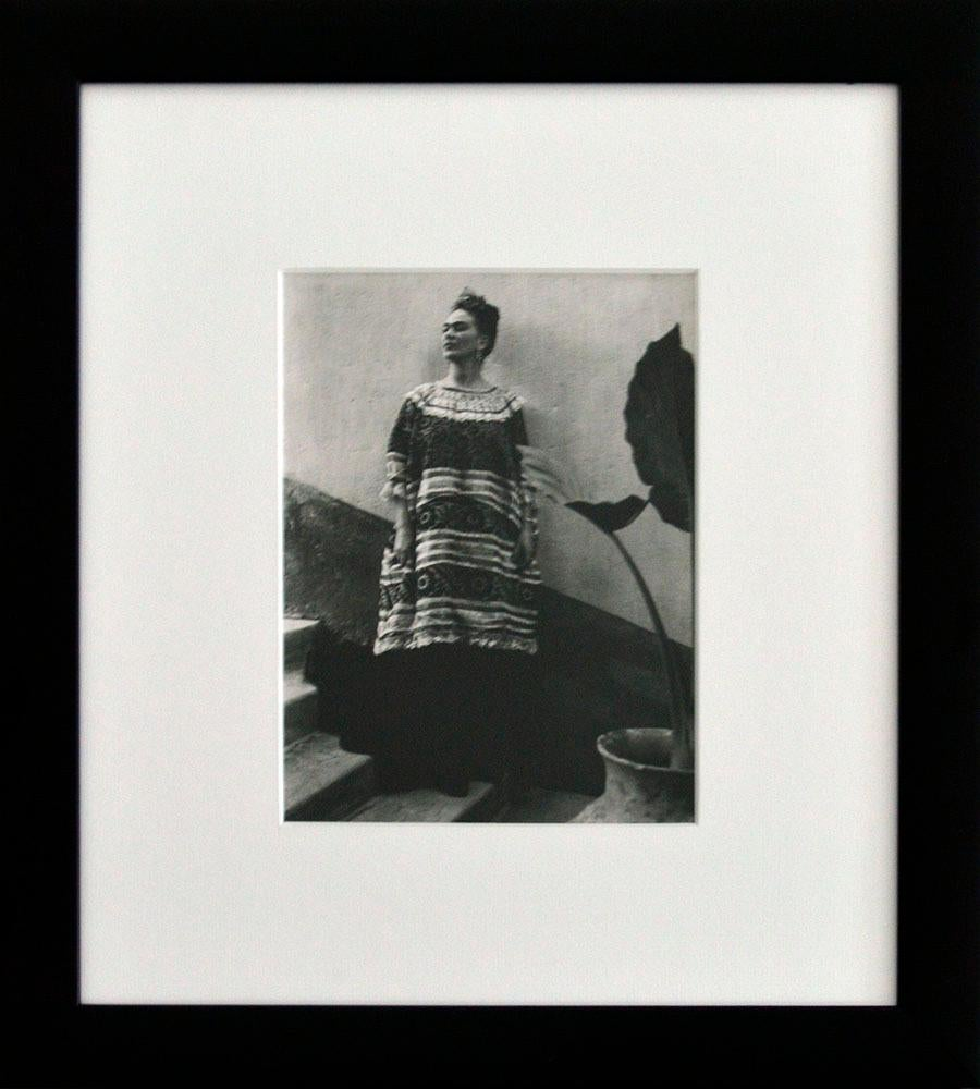 Frida Kahlo, Casa Azul Coyoacán, Mexico. Framed