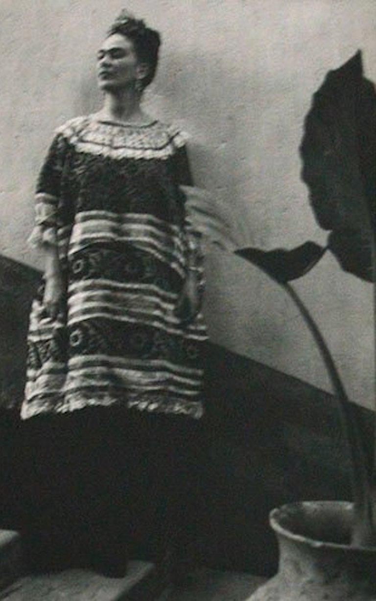 Frida kahlo casa azul coyoacan mexico by leo matiz image size 8 75 in