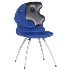 Leolux Antipode Designer Chair Fabric Blue Modern