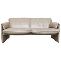 Leolux Bone Leather 'Bora Bora' Sofa