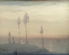 Untitled (Hudson River Landscape)