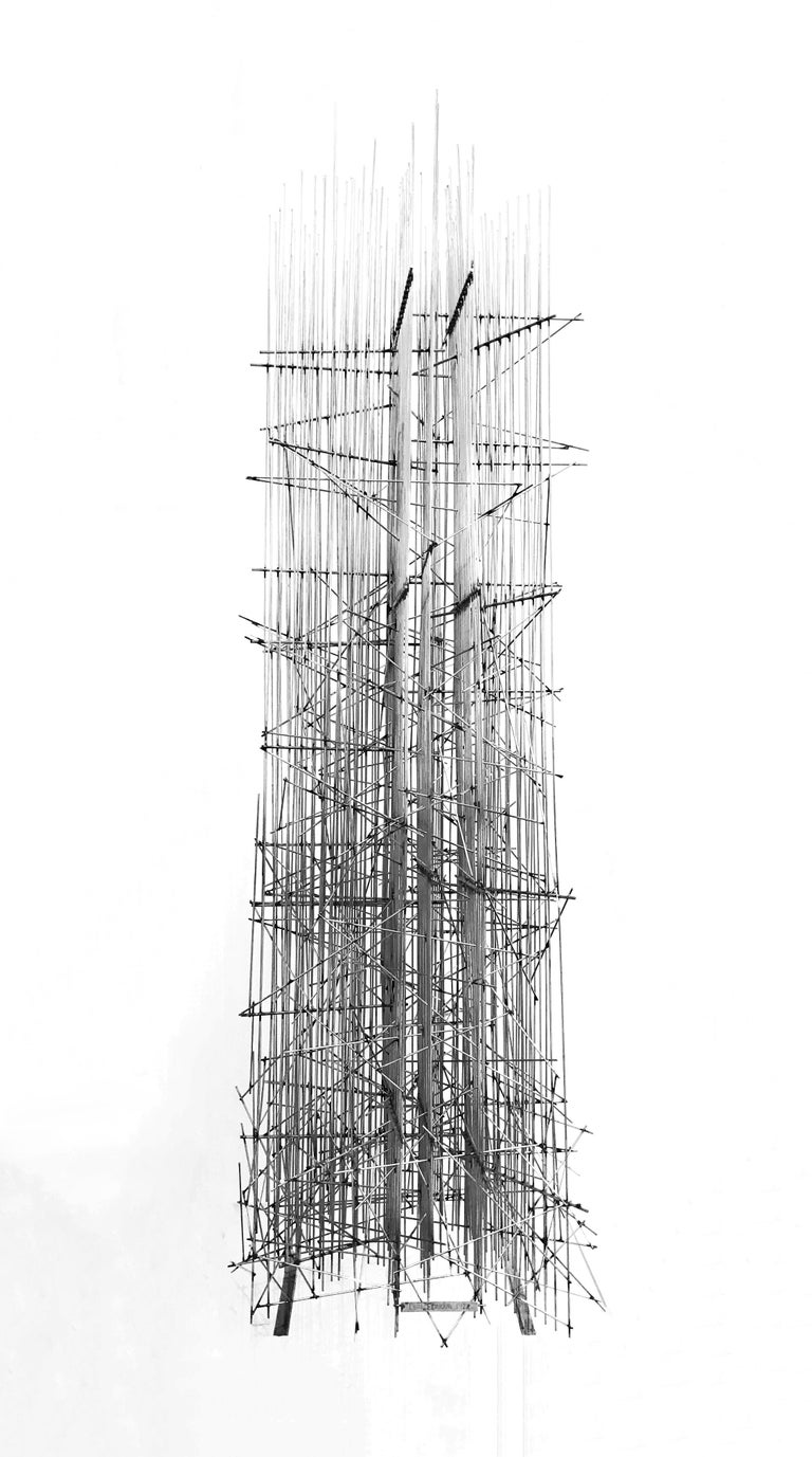 UNTITLED (SCULPTURE) - Sculpture by Leon Ferrari