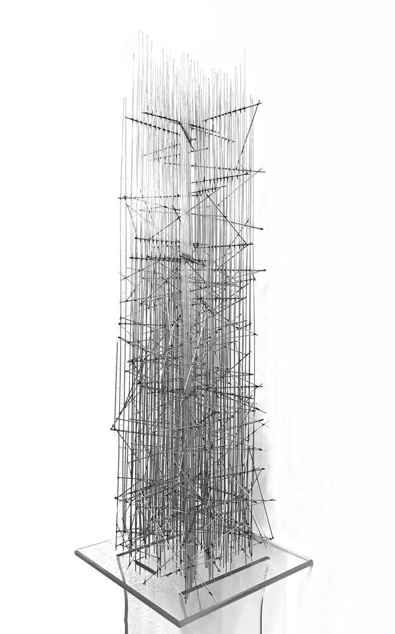 Leon Ferrari Abstract Sculpture - UNTITLED (SCULPTURE)